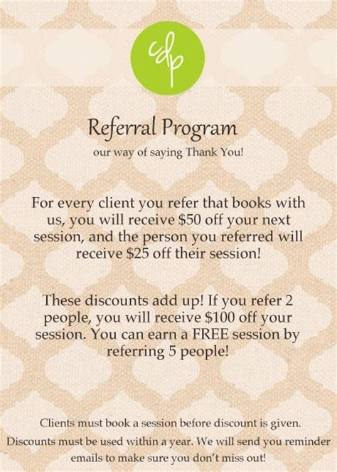 referral program branding inspiration pinterest