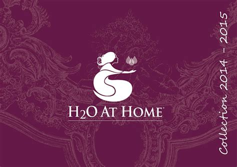 catalogue h2o at home 2015 catalogue az