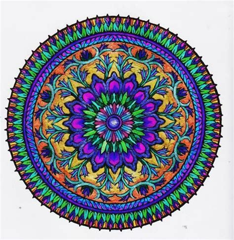 mystical mandala coloring book 0486456943 coloring mandala coloring and mandalas on