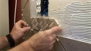 how to install a ceramic tile backsplash today s homeowner