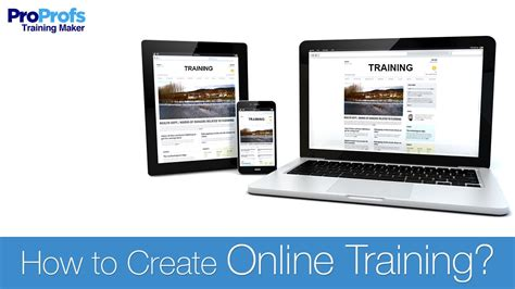 online tutorial r how to create online training youtube