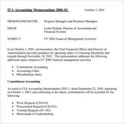 accounting memo template 6 accounting memo templates free word pdf documents