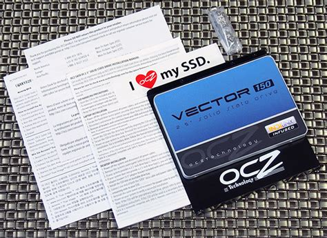 ocz vector  series solid state drives tested hothardware