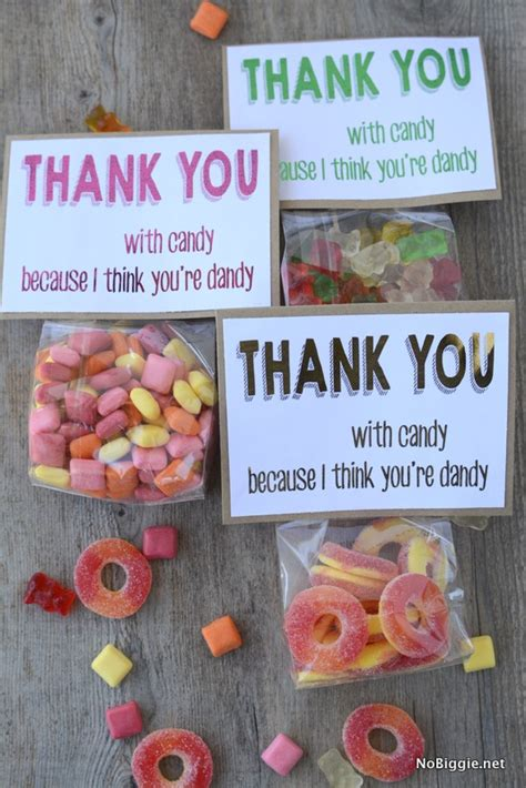 thank you letter chocolate gift free printable thank you note nobiggie