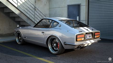 nissan 240z nissan datsun 240z coupe tuning cars fairlady