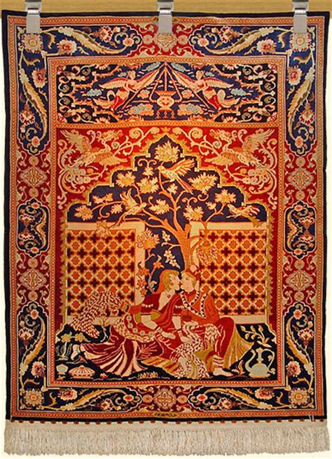 arabian rugs turkish hereke silk arabian nights one thousand and one nights rug silk road collections