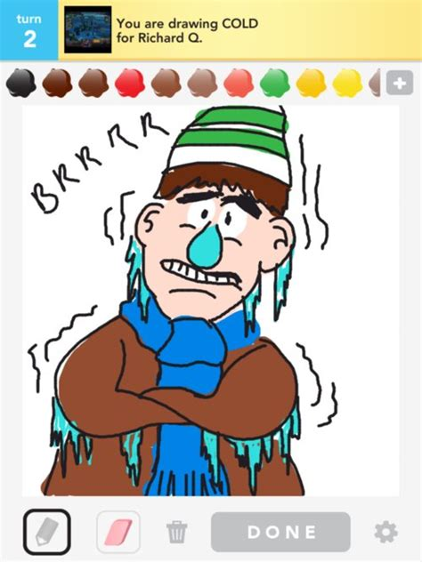 draw cold cold drawings how to draw cold in draw something the
