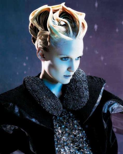 history of avant garde hairstyles future girl futuristic fashion future fashion