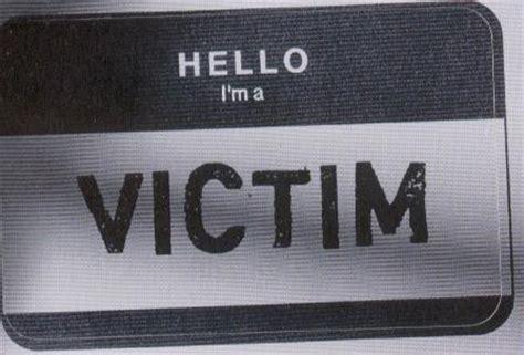 The Victim overcoming the victim mentality st stephen church