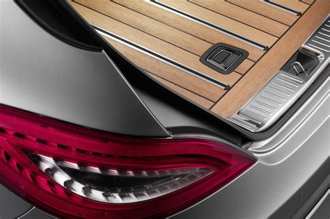 cls woodworking new mercedes cls shooting brake revealed in