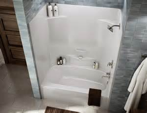 Shower To Bath Bathroom Tub Shower Homesfeed