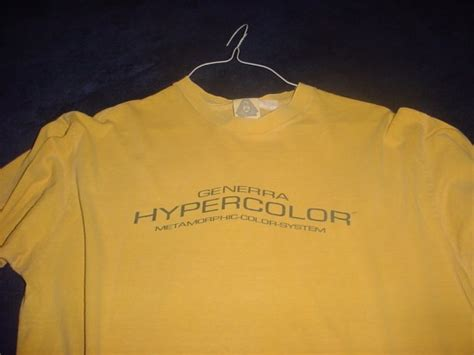 hyper color shirt the allee willis museum of kitsch 187 hypercolor shirt