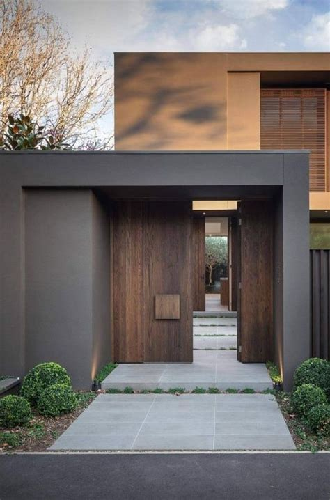 house entrance designs 25 best ideas about modern architecture house on