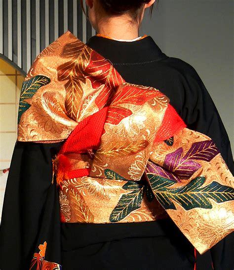 Kimono Obi tools of the spirit king after three freaking
