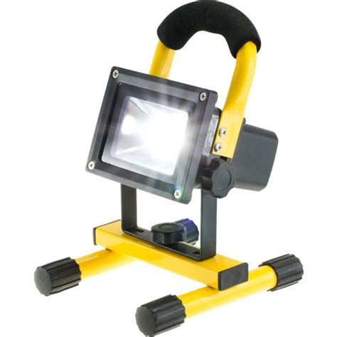 10w rechargeable flood light rfl10w 10w rechargeable led flood light
