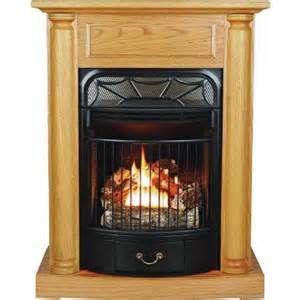 world fireplaces buy kozy world gfd2520 gas fireplace dual fuel in