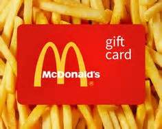 Where Can I Get A Mcdonalds Gift Card - 1000 images about mcdonalds gift card on pinterest mcdonald s mcdonalds gift card