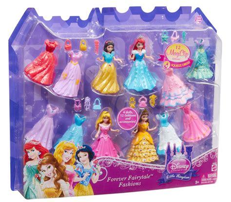Wedding Magic Clip Dolls by Review Disney Princess Kingdom Magiclip Dolls