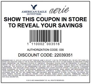 American Eagle Gift Card Promo Code - american eagle printable coupons 2017 2018 best cars reviews