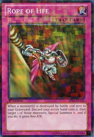 Spell Striker Bp02 En050 Common rope of bp02 en176 mosaic unlimited yu