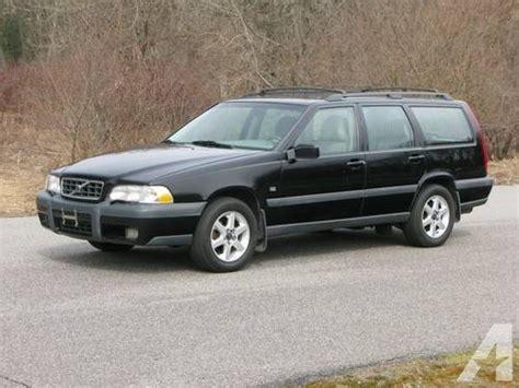 volvo  xc cross country wagonexcellent car  sale  ashland massachusetts