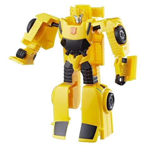 Transformers Autobots Optimus Prime Bumblebee Figure hasbro reveals new transformers authentics 7 quot bumblebee and optimus prime toys