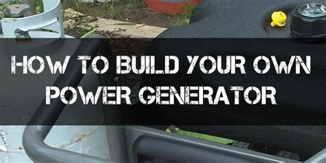 1000 ideas about generators on shtf prepping