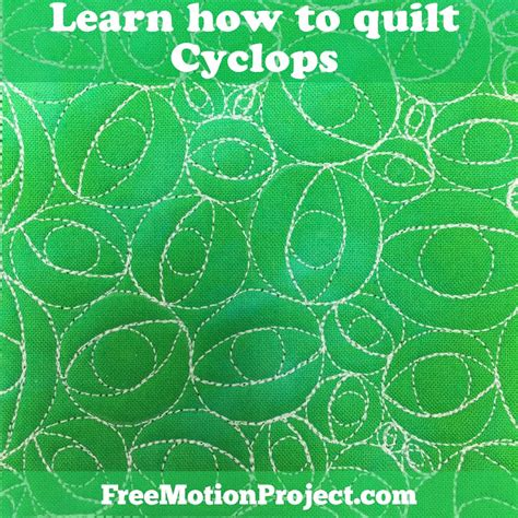 Learn How To Quilt learn how to quilt cyclops 472 free motion quilting project with day bloglovin