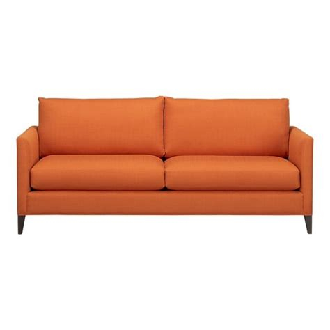 crate barrel couch crate and barrel furniture for my house pinterest