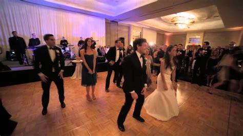 Rachel & Dan's Wedding Flash Mob: Shut Up and Dance June
