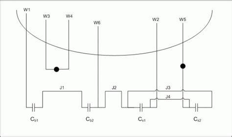 6 lead single phase motor wiring diagram 6 wire motor