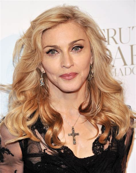 Or Madonna Madonna At Or By Madonna Fragrance Launch At Macy S Herald Square In New York
