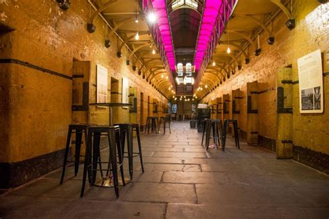 melbourne gaol wedding venue wedshed