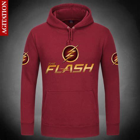 Hoodie Flash Wisata Fashion Shop aliexpress buy newest classic the flash hoodies