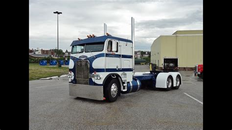truck detroit detroit diesel powered cabover trucks