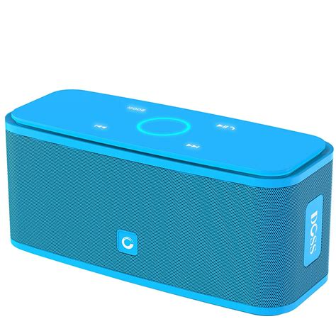 touch l portable speaker instructions up to 75 on doss touch bluetooth speaker freebies2deals
