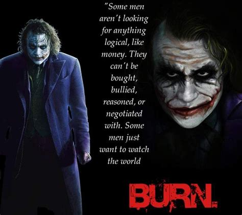 Joker Quotes Basically The Sum Up Of The Joke And All It Takes Is One