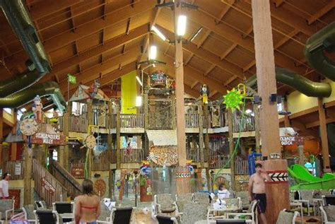 The Wilderness Cabins Wisconsin Dells by Indoor Water Park Picture Of Wilderness Resort