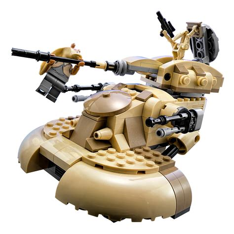 Lego Wars 75080 Aat Toys lego wars aat 75080 163 25 00 hamleys for toys and