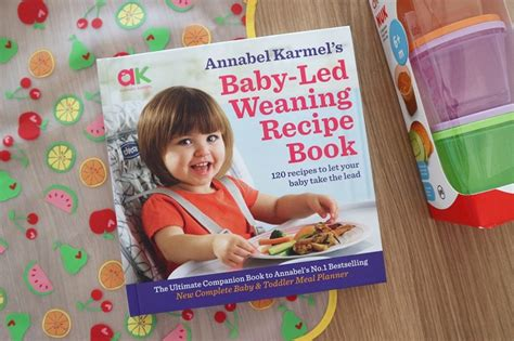 libro annabel karmels baby led weaning annabel karmel chats about her new baby led weaning book
