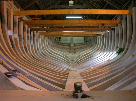 wooden boat frame roeboats at the ilen framing out and baltimore wooden boat