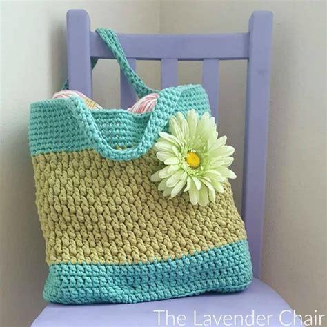 crochet lavender bags pattern free brickwork beach bag crochet pattern the lavender chair