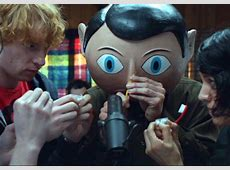 Watch This: Frank, The New Film Starring Micheal ... Louder Than Life Festival