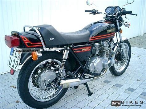 Suzuki Gs550 1980 1980 Suzuki Gs550