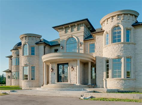 how big is 15000 square feet grand 15 000 square foot mansion in vaughan ontario