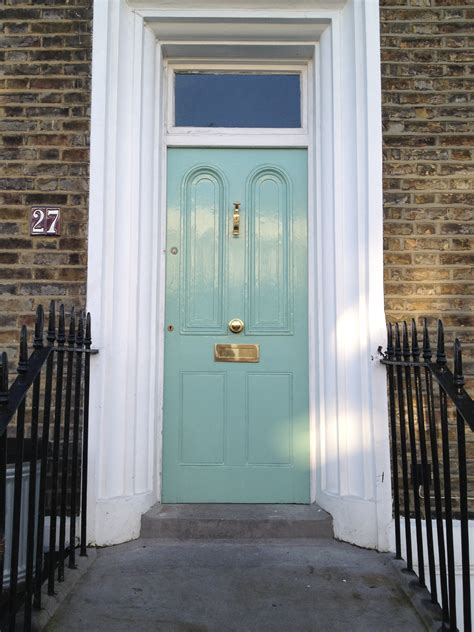 Green Exterior Door Front Door Colours Voysey Jones