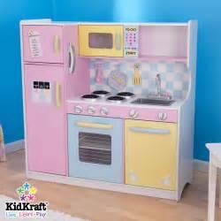 kidkraft large kitchen play set at growing tree toys