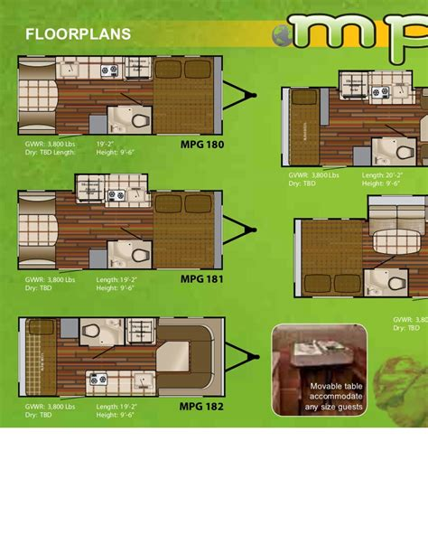 heartland travel trailer floor plans heartland mpg travel trailer floor plans gurus floor
