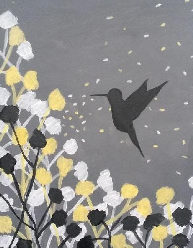 paint nite pittsburgh paint hummingbirds and wicks pizza on
