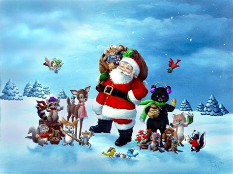 imagenes animadas de navidad para fondo de escritorio fondos de pantalla para navidad im 225 genes taringa